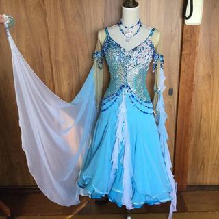 チャコット(CHACOTT)の社交ダンスドレス(その他ドレス)