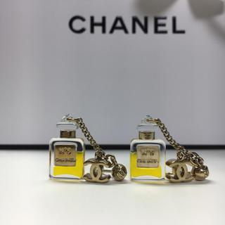 246ee4194f70 シャネル 香水 ピアスの通販 68点 | CHANELのレディースを買うならラクマ