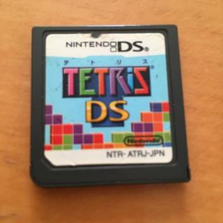 ニンテンドーDS(ニンテンドーDS)のDS  テトリス(携帯用ゲームソフト)