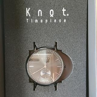 ノット(KNOT)のknot cs-36BKMT(腕時計(アナログ))