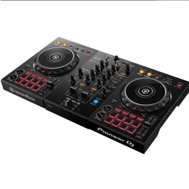 Pioneer(パイオニア)の新品未使用 Pioneer DDJ400 DJコントローラ 楽器のDJ機器(PCDJ)の商品写真