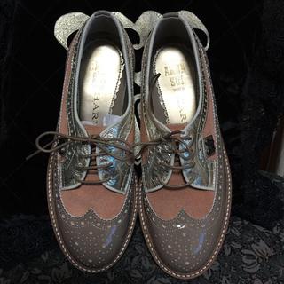 アナスイ(ANNA SUI)の新品アナスイ 靴 (ローファー/革靴)