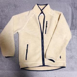 エドウィン(EDWIN)のEDWIN ボアフリースジャケット[値下げ交渉可](ブルゾン)
