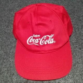 コカコーラ(コカ・コーラ)の最終お値下げ!『コカ・コーラキャップ』☆ミニリュックおまけ付き(キャップ)