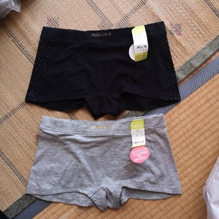 アディダス(adidas)の【未使用品】アディダスadidasレディースボクサーパンツ(ショーツ)