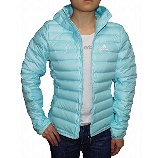 adidas(アディダス)の処分価格 アディダス ダウンジャケット ダウンパーカー レディースのジャケット/アウター(ダウンジャケット)の商品写真