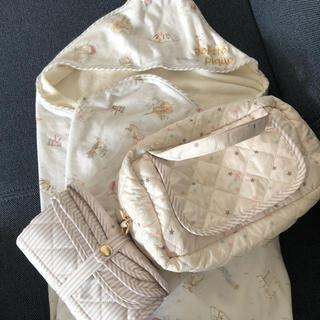 ジェラートピケ(gelato pique)のジェラートピケ 出産準備セット(毛布)