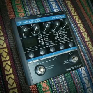 【TC-HELICON】VOICE TONE *create(エフェクター)