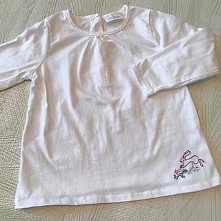 ネクスト(NEXT)のネクスト 長袖トップス 12-18m 水通しのみ(シャツ/カットソー)