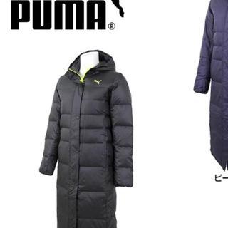 プーマ(PUMA)のプーマダウンコート M 黒(ダウンコート)