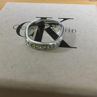 カルバンクライン(Calvin Klein)のカルバン・クラインリング(リング(指輪))