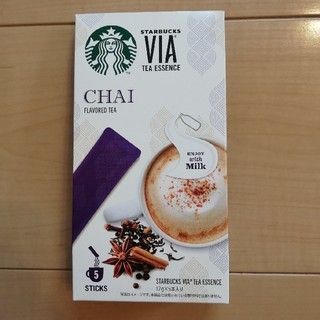 スターバックスコーヒー(Starbucks Coffee)のスターバックス CHAI (その他)