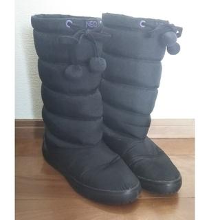 アディダス(adidas)のアディダス スノーブーツ ロング 25cm(ブーツ)