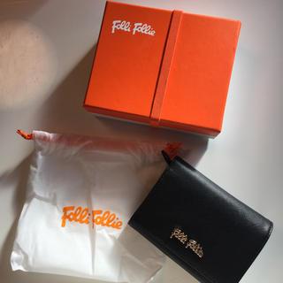 フォリフォリ(Folli Follie)の折りたたみ財布(折り財布)