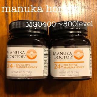 生活の木 - マヌカハニー バイオアクティブ 24+ (MGO400〜500+相当)2個セット