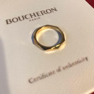 ブシュロン(BOUCHERON)の✨asa_tin様専用✨新品未使用 BOUCHERON ファセットリング(リング(指輪))