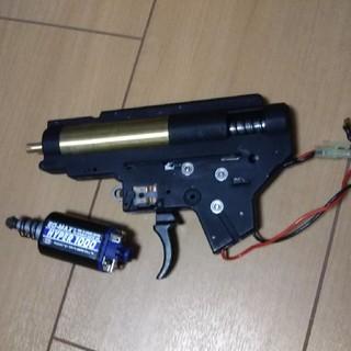 シーマ(CYMA)のcyma スチール製 M4メカボックスver2(カスタムパーツ)