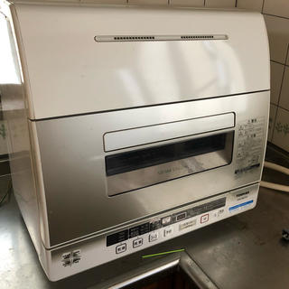 トウシバ(東芝)の東芝 食洗機 使用頻度極小 (食器洗い機/乾燥機)