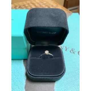 ティファニー(Tiffany & Co.)の(新品)Tiffany&Co.セッティング0,29ctダイヤ(リング(指輪))