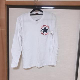コンバース(CONVERSE)のロンT(Tシャツ(長袖/七分))