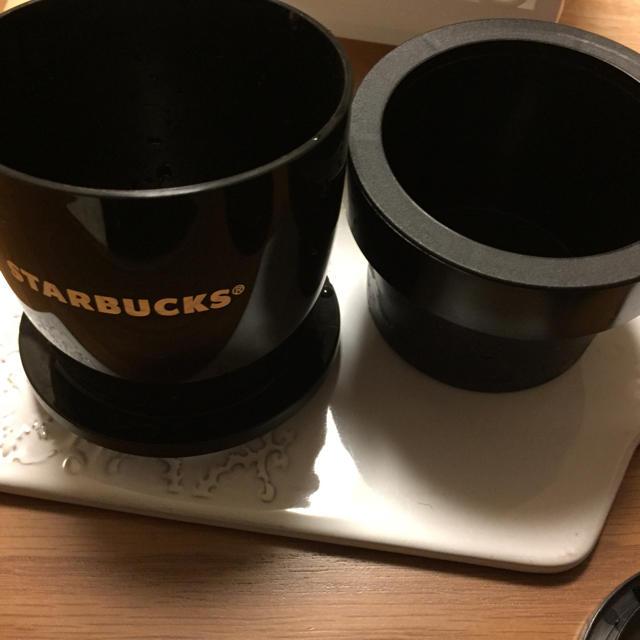 Starbucks Coffee(スターバックスコーヒー)のスターバックス ソロフィルター ほぼ新品 インテリア/住まい/日用品のキッチン/食器(その他)の商品写真