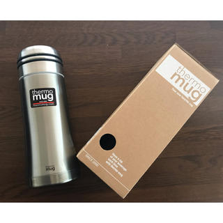 サーモマグ(thermo mug)のthermo mug 保温・保冷 水筒 未使用(タンブラー)