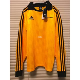 アディダス(adidas)の新品 S【 Gosha × Adidas 】L/S Soccer Jersey(Tシャツ/カットソー(七分/長袖))