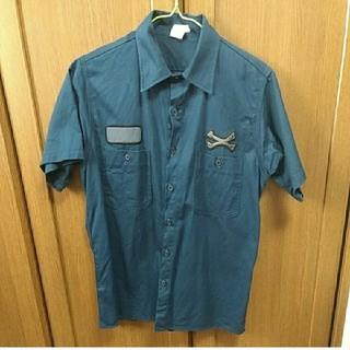 バックドロップ(THE BACKDROP)のBackdrop ワークシャツ(シャツ)