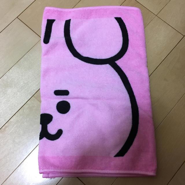 BT21 タオル エンタメ/ホビーのCD(K-POP/アジア)の商品写真