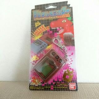 【早い者勝ち】デジモン 20th オリジナルブラウン(携帯用ゲーム機本体)