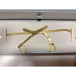 クリスチャンディオール(Christian Dior)のクリスチャンディオール アンクレット(アンクレット)