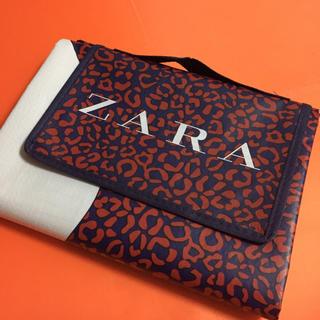 ザラ(ZARA)のZARAオリジナルピクニックマット  非売品(その他)
