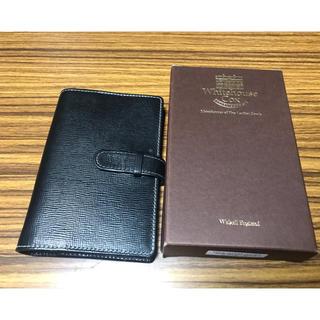 ホワイトハウスコックス(WHITEHOUSE COX)のfutorukun1 様専用 ホワイトハウスコックス 手帳カバー(手帳)