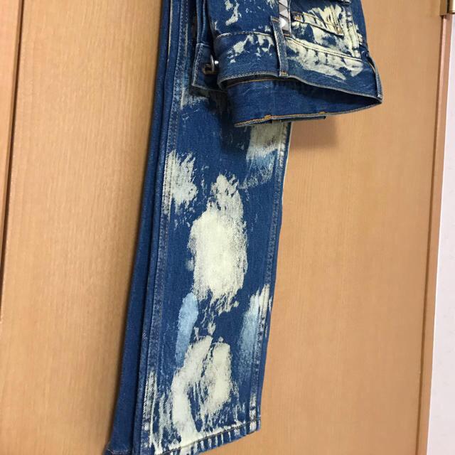 Gucci(グッチ)のGUCCI ブリーチデニム メンズのパンツ(デニム/ジーンズ)の商品写真