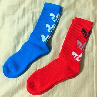 アディダス(adidas)のadidas ソックス24〜26㎝(ソックス)