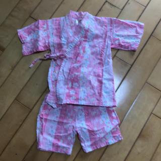 シマムラ(しまむら)の女の子 甚平 110(甚平/浴衣)