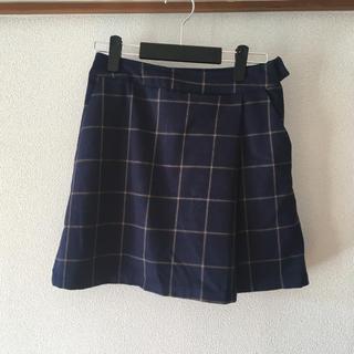 ローリーズファーム(LOWRYS FARM)のローリーズファーム チェックスカート ミニスカート(ミニスカート)