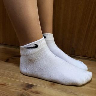 ナイキ(NIKE)の使用済み靴下(その他)