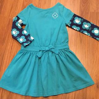 ee6e164216dd5 GYMBOREE - 美品 アメリカ子供服 インポート ワンピース 6Xの通販|ラクマ