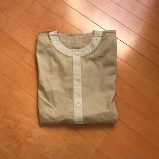 レノマ(RENOMA)のレノマ  エプロン割烹着 暖かい renomaリバティ刺繍(その他)
