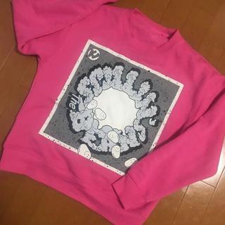 ジーユー(GU)のkim jones トレーナー(Tシャツ/カットソー(七分/長袖))