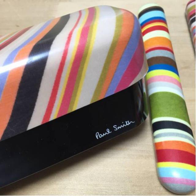 Paul Smith(ポールスミス)のポールスミス Paul Smith マルチスワール ランチボックス お弁当箱 インテリア/住まい/日用品のキッチン/食器(弁当用品)の商品写真