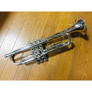 heinrich B♭管トランペット シルバー(トランペット)