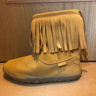 ナイキ(NIKE)のNIKE フリンジブーツ チャッカモック(ブーツ)