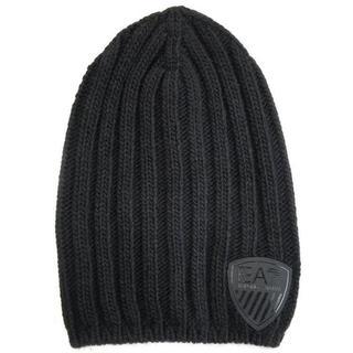 エンポリオアルマーニ(Emporio Armani)のアルマーニ ニット帽 ニットキャップ 275836 8A311(ニット帽/ビーニー)
