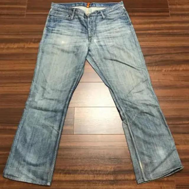 earnest sewn(アーネストソーン)のアーネストソーン デニム 36インチ 中古品 メンズのパンツ(デニム/ジーンズ)の商品写真