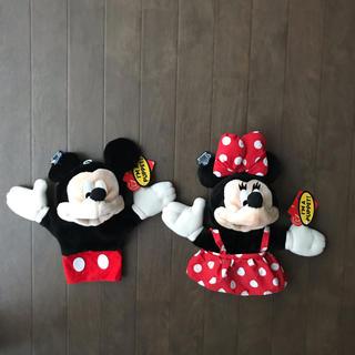 ディズニー(Disney)のヘッドカバー  ミッキー&ミニー  (その他)