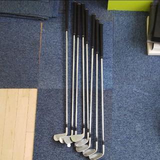 ゲージデザイン(Gauge Design)のゲージデザイン  アイアンセット  3IからPW  8本 ゴルフ(クラブ)