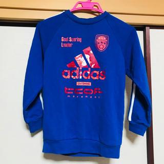 アディダス(adidas)の子供服 アディダス adidas 新品未使用(Tシャツ/カットソー)