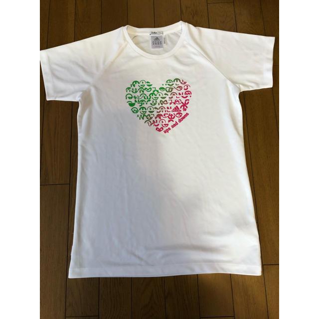 adidas(アディダス)のレディースTシャツ レディースのトップス(Tシャツ(長袖/七分))の商品写真